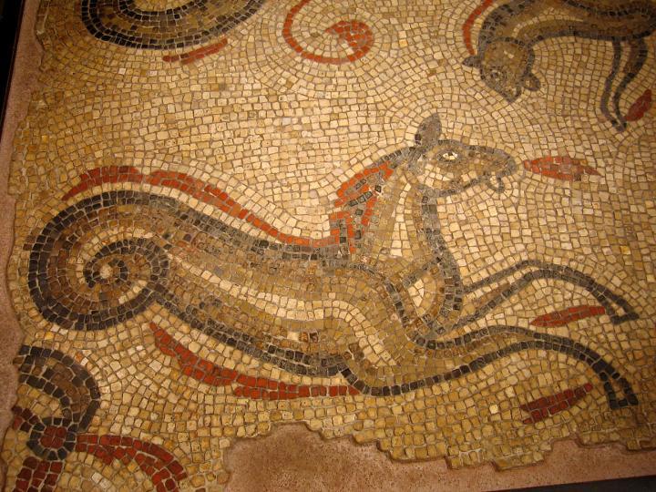Weblab Photomarathon Gallery Roman Mosaics